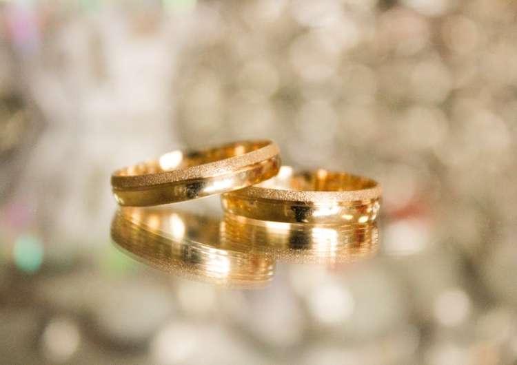 choisir l'alliance pour le mariage